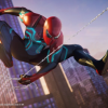 Velocity Suit w Spider-Man PS4