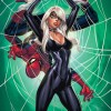 Team-up Spider-Mana i Black Cat w Amazing Spider-Man