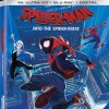 Spider-Man: Into the Spider-Verse na DVD/BD/4K UHD