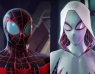 Miles Morales i Spider-Gwen w Marvel Ultimate Alliance 3: The Black Order