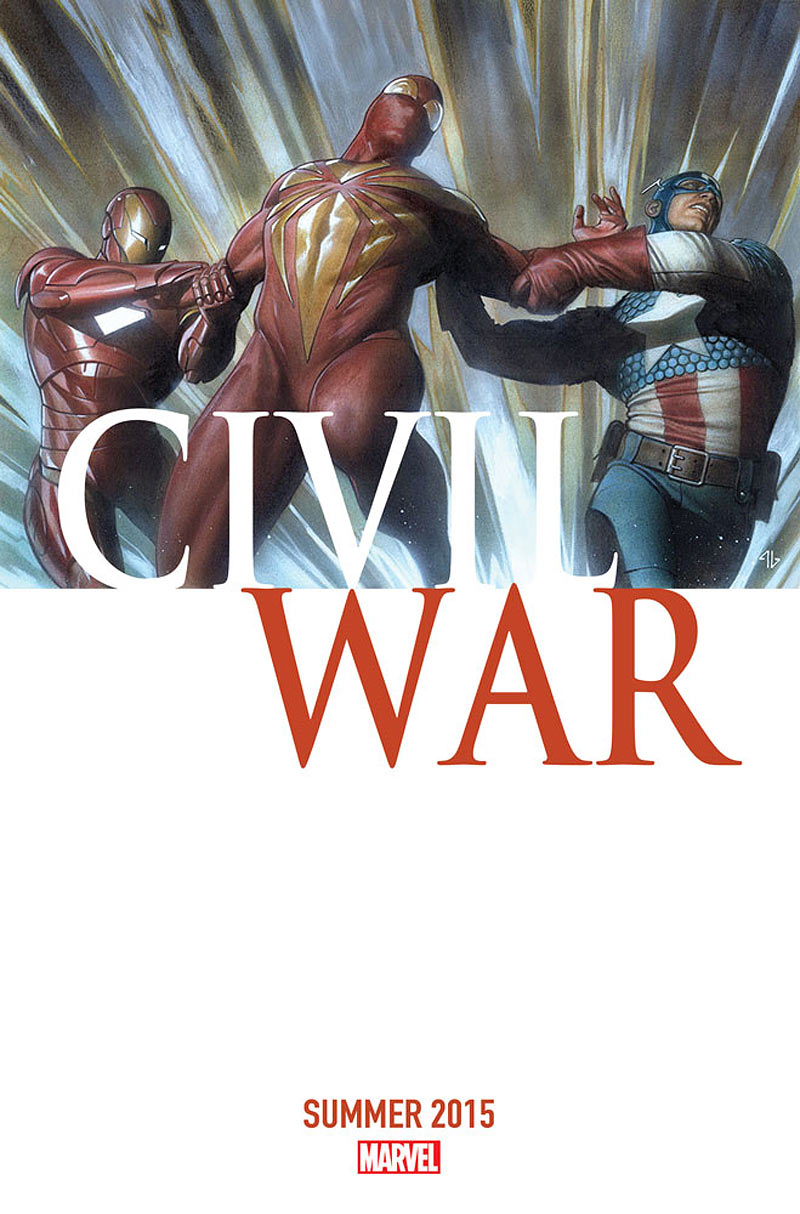 Civil War [2015]