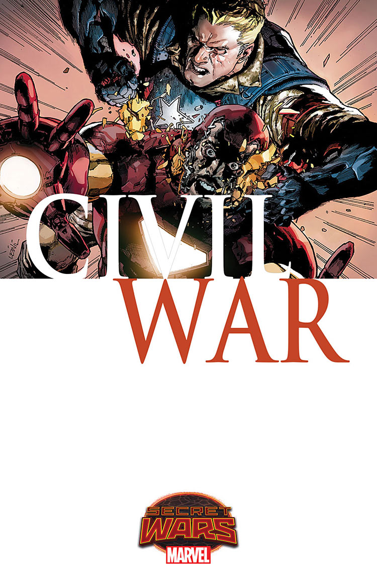 Civil War (Secret Wars 2015)