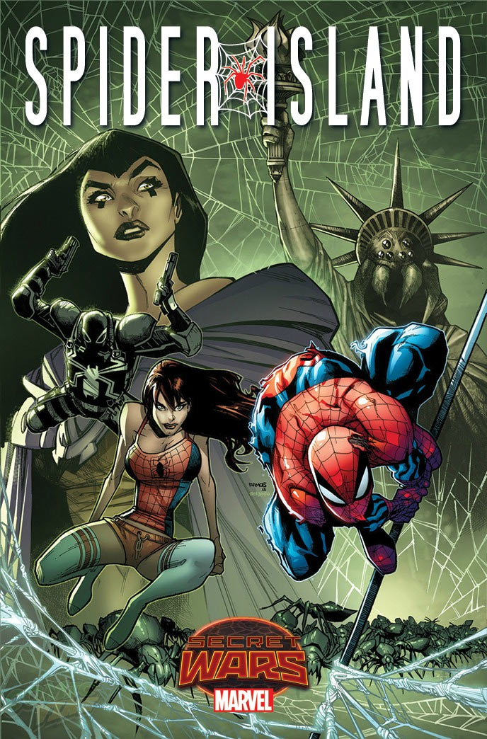 Secret Wars – Spider-Island