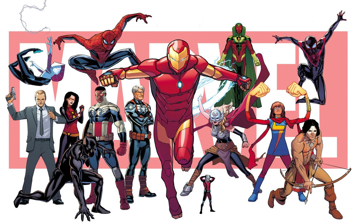All-New All Different Marvel