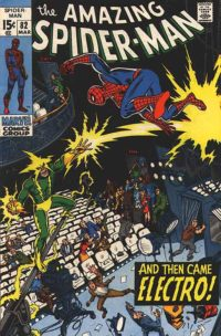 The Amazing Spider-Man #82