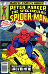 Peter Parker, The Spectacular Spider-Man #35