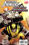 The New Avengers / Transformers #2
