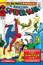 The Amazing Spider-Man Annual #1 (okładka cyfrowa)