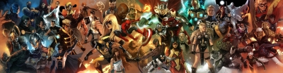 Crossovers (Marvel Universe)