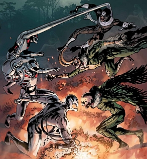 Secret Wars 2015  (Age of Ultron Vs. Marvel Zombies)