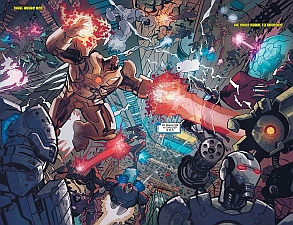 Secret Wars 2015 (Technopolis)