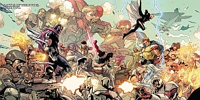 Secret Wars 2015 (Warzone - Civil War)