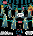 CIvil War II (Alpha Flight's Board of Governors )