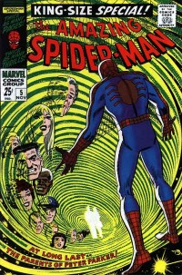 The Amazing Spider-Man Annual #5