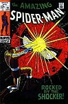 The Amazing Spider-Man #72