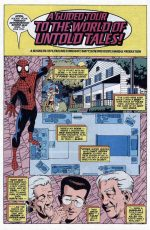 Untold Tales Of Spider-Man Annual 1996