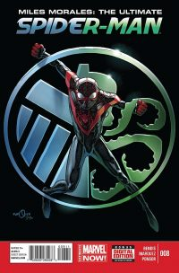 Miles Morales: Ultimate Spider-Man #8