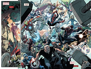 Secret Wars 2015 (Kingom of Manhattan - Uprising)