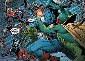 Secret Wars 2015 (Spider-Island)