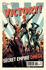 Secret Empire Omega