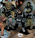 Secret Empire (Howling Commandos)