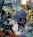 Wakanda (Monsters Unleashed)