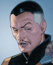 Secret Wars 2015 (Law - Sheriff Stephen Strange)