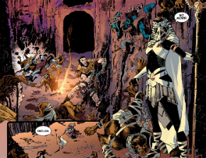Secret Wars 2015 (Egyptia)