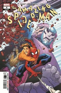 The Amazing Spider-Man #4 (#805)