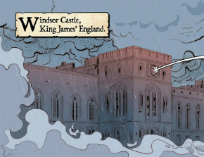 Secret Wars 2015 (King James' England)