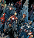 Secret Wars 2015 (Kingdom of Manhattan - Avengers)