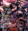 Secret Wars 2015 (Kingdom of Manhattan - Howling Commandos)