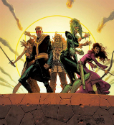 Secret Wars 2015 (Hel-Rangers)