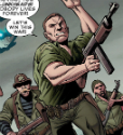 Secret Wars 2015 (Howling Commandos)