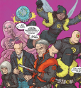Secret Wars 2015 (Mutopia - New X-Men)