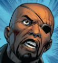 Secret Wars 2015 (Kingdom of Manhattan - Nick Fury)