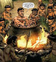 Secret Wars 2015 (Pygmy Tribe)