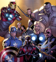 Secret Wars 2015 (Kingdom of Manhattan - Ultimates)