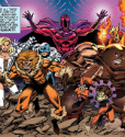 Secret Wars 2015 (Westchester - Brotherhood of Evil Mutants)