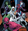 Secret Wars 2015 (Yinsen City - Defenders)