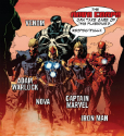 Secret Wars 2015 (Knowhere - Nova Corps)