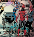 Secret Wars 2015 (Salvation - Exiles)