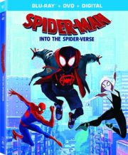 Spider-Man: Into the Spider-Verse (BD)