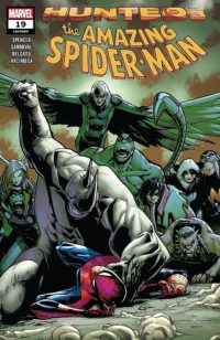 The Amazing Spider-Man #19 (#820)