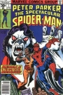 Peter Parker, The Spectacular Spider-Man #7