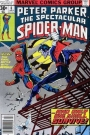Peter Parker, The Spectacular Spider-Man #8