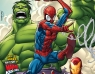 Marvel Adventures: Super Heroes #1