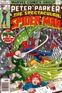 Peter Parker, The Spectacular Spider-Man #4