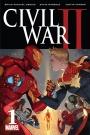 Civil War II #1