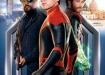 Plakaty z bohaterami Spider-Man: Far Frome Home